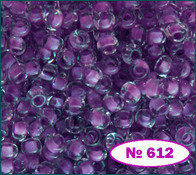 Beads 10/0 № 38328 / 612 (colored)