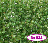 Beads 10/0 № 38357 / 622 (colored)