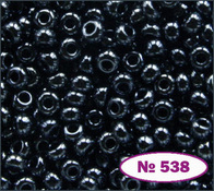 Beads 10/0 № 49102 / 538 (shell)