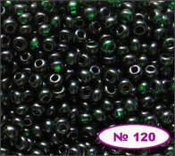Beads 11/0 № 50150 / 120 (transparent)