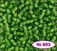 Beads 10/0 № 55436 / 853 (coated)
