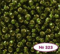 Beads 10/0 № 57290 / 323 (lustrous)