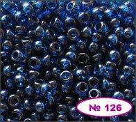 Beads 11/0 № 60100 / 126 (transparent)