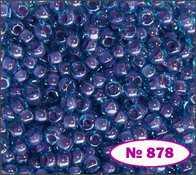 Beads 10/0 № 61328 / 878 (chameleon)