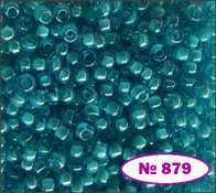 Beads 10/0 № 61353 / 879 (chameleon)