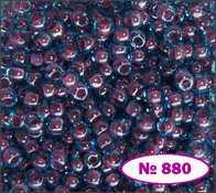 Beads 10/0 № 61398 / 880 (chameleon)