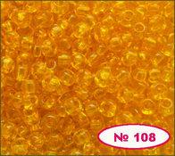 Beads 12/0 № 80060 / 108 (transparent)