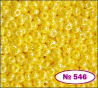 Beads 10/0 № 88130 / 546 (shell)