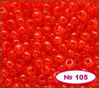 Beads 11/0 № 90050 / 105 (transparent)