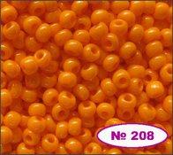 Beads 10/0 № 93110 / 208 (natural)