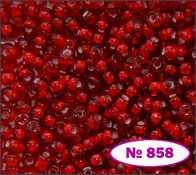 Beads 10/0 № 95076 / 858 (coated)