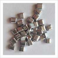 Karo beads 5х5 mm №2003 (metallic)