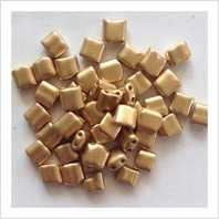 Karo beads 5х5 mm №2004 (metallic)