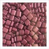 Karo beads 5х5 mm №2012 (metallic)
