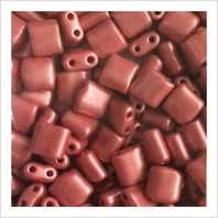 Karo beads 5х5 mm №2013 (metallic)