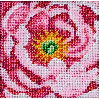 "Kit with seed beads ""Tender Touch"""