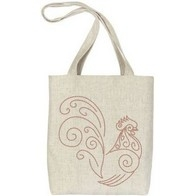 "Gift kit ""Handbag ""Rooster"""