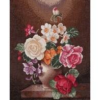 "Cross stitch embroidery kit ''Sweet Aroma"""