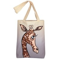 "DIY fancy stitch embroidery kit ''Handbag ""Giraffe"""