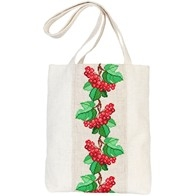 "DIY embroidery kit ""Handbag"""