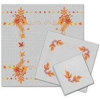 Autumn (tablecloth + 2 napkins)