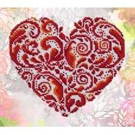Heartshaped Lace
