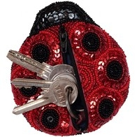 """Kit with seed beads """"Key Holder"""""""