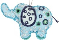 """Kit with seed beads """"Decorative Toy"""""""
