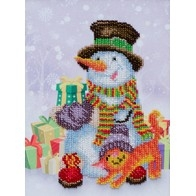 Kit with seed beads ''Gifts For The Holidays""