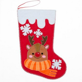 "Felt DIY kit ""Christmas Boot"""