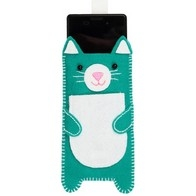 "Felt DIY kit ''Phone case ""Kitten"""