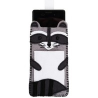 "Felt DIY kit ''Phone case ""Raccoon"""
