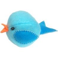 "Felt DIY kit ''Decorative toy ""Birdie"""
