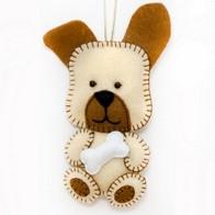 """Felt DIY kit """"Decorative Toy"""""""