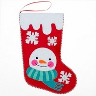 "Felt DIY kit ""Christmas Boot"""