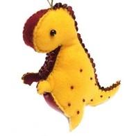 """Felt DIY kit """"Dino Rexi"""""""